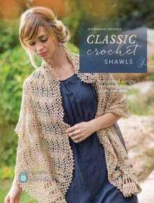 Classic Crochet Shawls 2017
