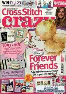 Cross Stitch Crazy №164 2012