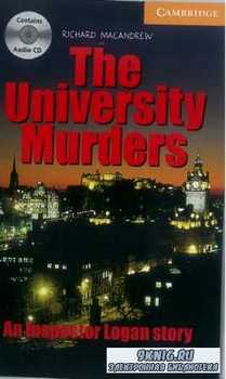 MacAndrew Richard - The University Murders (Адаптированная аудиокнига)