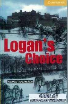MacAndrew Richard – Logan's Choice (Адаптированная аудиокнига)