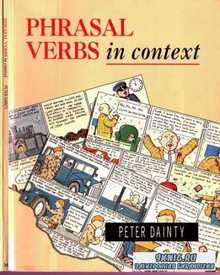 Dainty Peter - Phrasal Verbs in Context