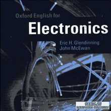 Glendinning Eric H. - Oxford English for Electronics