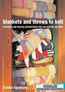 Debbie Abrahams - Blankets and Throws to Knit