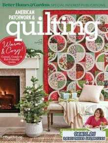 American Patchwork & Quilting №149 2017