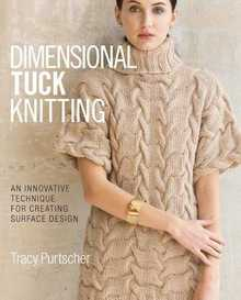 Dimensional Tuck Knitting: An Innovative Technique for Creating Surface Design