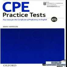 Harrison Mark - CPE Practice Tests new edition