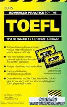 Pyle A. Michael - TOEFL Listening Comprehension. CliffsNotes