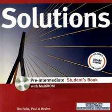 Falla T, Davies P  - Solutions Pre-Intermediate