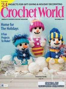 Crochet World – December 2017