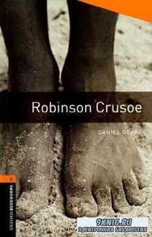 Defoe Daniel — Robinson Crusoe (Адаптированная аудиокнига Stage 2)
