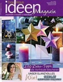 Das Haus Ideen Magazin №4 2017 November