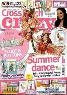 Cross Stitch Crazy №166 2012