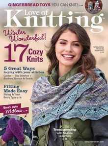 Love of Knitting - Winter 2017