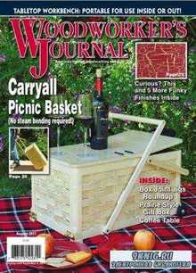 Woodworker's Journal   (August /  2017)