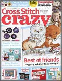 Cross Stitch Crazy №236 2018