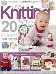 Love Knitting for Baby - December 2017