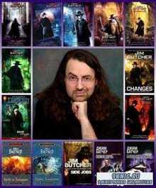 Джим Батчер - Собрание сочинений (32 книги) (2009 - 2017)