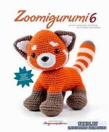 Joke Vermeiren - Zoomigurumi 6: 15 Cute Amigurumi Patterns by 15 Great Desi ...