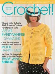 Crochet! No.2 2012 Summer