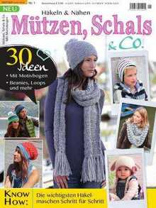 Mutzen, Schals & Co №1 2016
