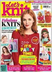 Let's Knit №126 2017