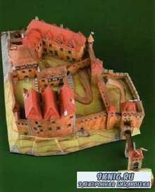 Бумажные макеты. Старинные замки. Распечатай, выреж, склей