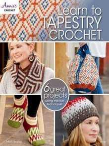 Learn Tapestry Crochet - 2017