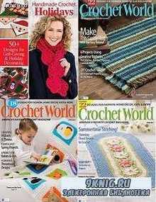 Crochet World №1-6 2017