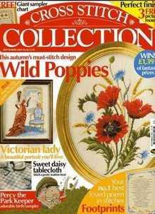 Cross Stitch Collection №82 2002