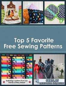 Top 5 Favorite Free Sewing Patterns