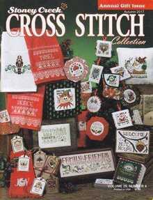 Stoney Creek Cross Stitch Vol29 №4 2017