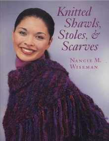 Knitted Shawls, Stoles, & Scarves - 2001