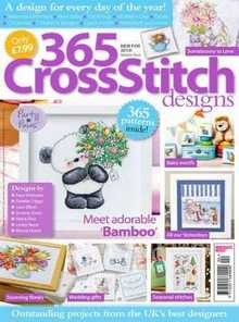 365 Cross Stitch Designs Vol4 2015