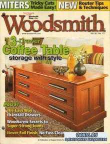 Woodsmith №175-180  (2008)
