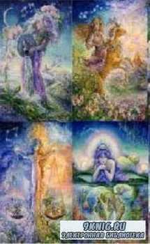 Вышивка крестом. Коллекция схем - Heaven and Earth Designs. Часть 1