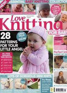 Love Knitting For Baby №9 2010