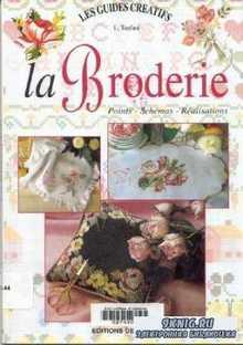 Tanfani L. - La Broderie (вышивание)