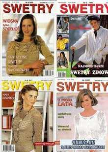 Swetry 1992-2011
