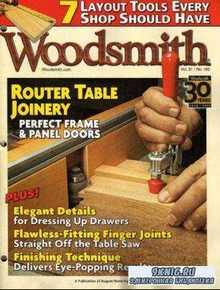 Woodsmith №181-186  (2009)