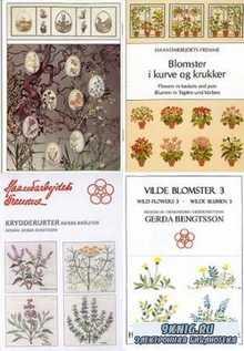Gerda Bengtsson - Буклеты по вышивке