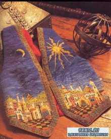 Вышивка крестом. Коллекция схем - Средневековые мотивы
