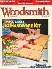 Woodsmith №199-204  (2012)