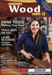 Australian Wood Review №92  (2016)