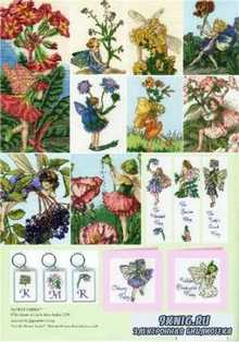 Flower fairies Collectors edition