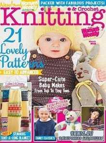 Knitting & Crochet №3 2015