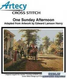 Artecy Cross Stitch - One Sunday Afternoon