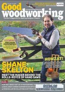 Good Woodworking №330  (Апрель /  2018)