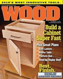 Wood Magazine №251  (2018)