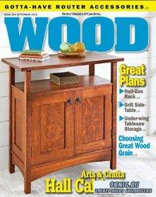 Wood Magazine №255  (2018)