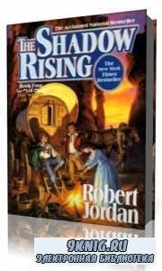 Robert  Jordan  -  The Shadow Rising  (Аудиокнига)
